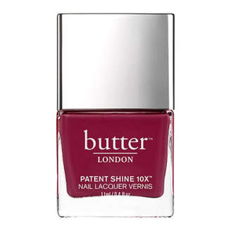 Butter London Patent Shine 10X Nail Polish - Broody