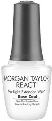 Morgan & Taylor Morgan Taylor Nail Polish REACT Base Coat