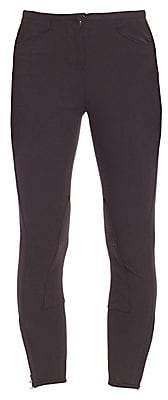 3.1 Phillip Lim Women's Jodphur Ankle Zip Pants