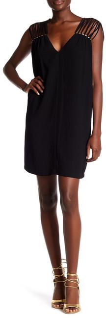 BCBGMAXAZRIABCBGMAXAZRIA Arielle Multi-Strap Shift Dress