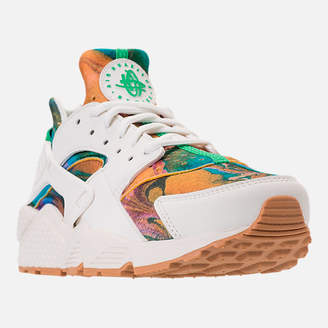 Nike Men's Huarache Run Print Casual Shoes