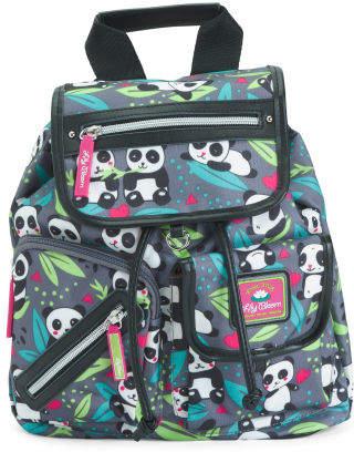 Riley Panda Backpack