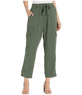 Sanctuary Discover Pull-On Tencel Cargo Pants