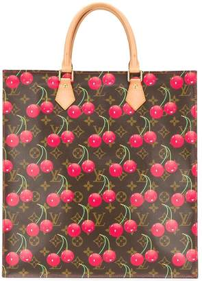 Louis Vuitton Pre-Owned limited edition cherry monogram tote bag