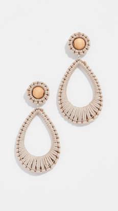 Ben-Amun Teardrop Earrings