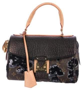 Louis Vuitton Fleur de Jais Carrousel Bag Brown Fleur de Jais Carrousel Bag