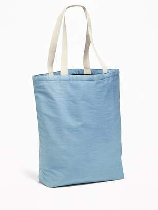 Old Navy Light Chambray Tote for Women