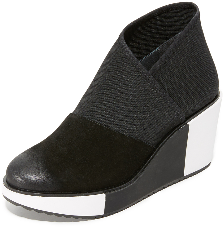 United Nude Bonnie Wedge Booties