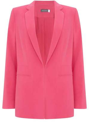 Mint Velvet Fuchsia Tailored Blazer