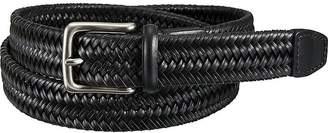 Uniqlo Men's Leather Stretch Mesh Belt