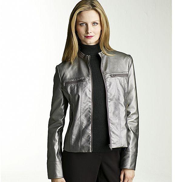 Clearance! Worthington® Faux Leather Jacket