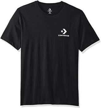 Converse Men's Star Chevron Logo Short Sleeve T-Shirt