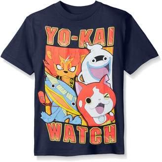 Freeze Yo Kai Big Boys' Short Sleeve T-Shirt Shirt