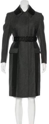 Prada 2015 Wool Coat
