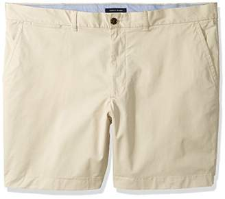 Tommy Hilfiger Men's Big and Tall Classic Fit Chino Shorts