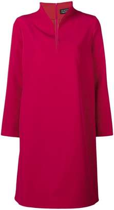 Gianluca Capannolo zipped up shift dress