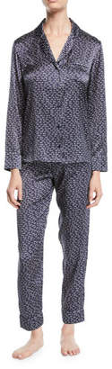 Stella McCartney Ellie Leaping Long Pajama Set