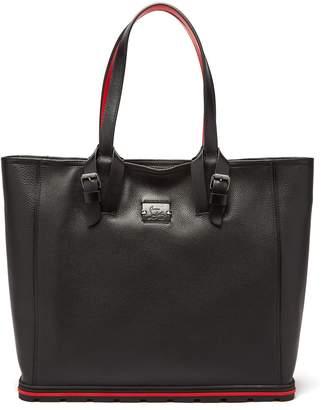 Christian Louboutin Kabiker leather tote bag