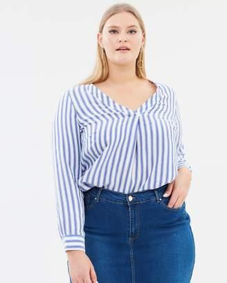 Evans Striped Shirt