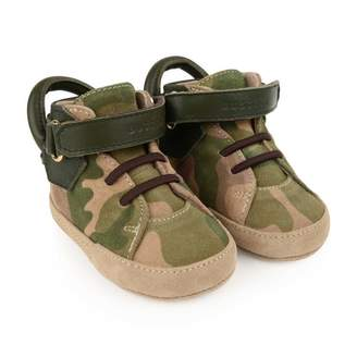 Buscemi BuscemiCamouflage 100MM Baby Trainers
