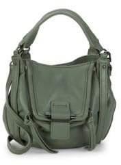 Kooba Mini Jonnie Leather Shoulder Bag