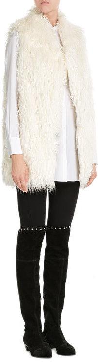 DKNYDKNY Faux Fur Vest