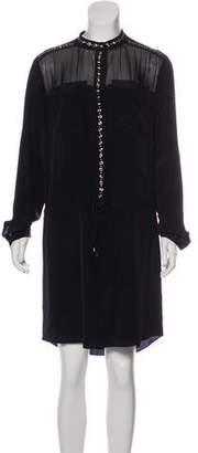 Rebecca Taylor Silk Shift Dress