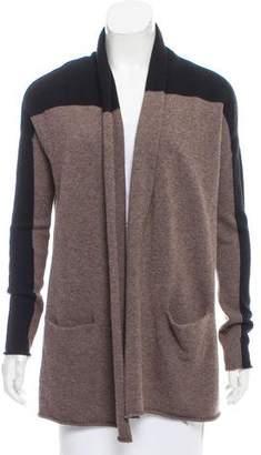 Brochu Walker Wool Open-Knit Cardigan