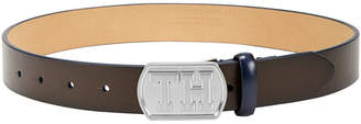 Tommy Hilfiger Big Boys Belt with Logo Buckle