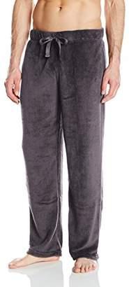 Intimo Men's Plush Solid Pant
