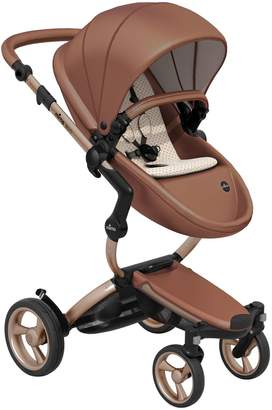 Baby Essentials Mima Xari Frame Bundle (Rose Gold with Camel)