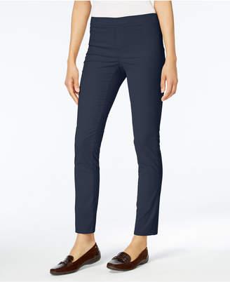 Karen Scott Petite Corduroy Pull-On Pants
