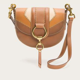 The Frye Company Ilana Color Block Small Saddle