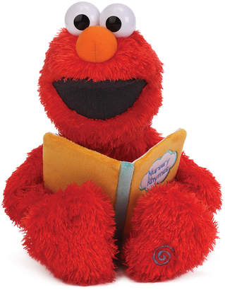 Hasbro Nursery Rhyme Elmo Plush Stuffed Toy
