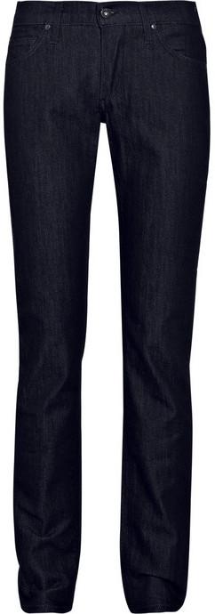 James Jeans Randi mid-rise straight-leg jeans