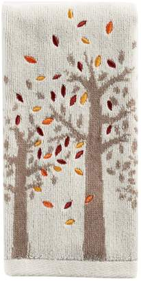 Celebrate Fall Together Tree Fingertip Towel