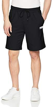 Puma Men's Logo Tower Shorts