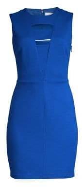 Bailey 44 No Love Lost Cutout Sheath Dress