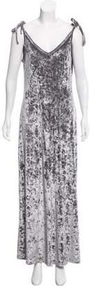Walter Baker Sleeveless Maxi Dress w/ Tags