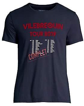 Vilebrequin Men's Tour Print T-Shirt