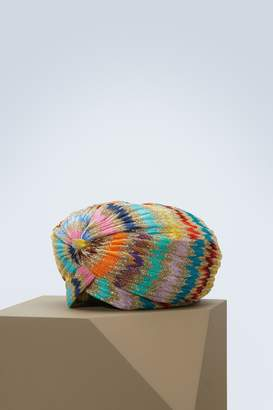Missoni Zig Zag turban