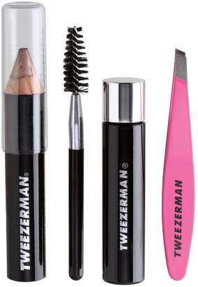 Tweezerman 5-Piece Mini Brow Rescue Kit