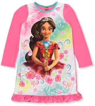 "Disney Elena of Avalor Little Girls' ""Coronation Jewels"" Nightgown"