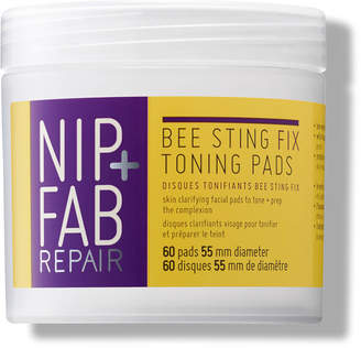 Nip + Fab Bee Sting Fix Toning Pads 80ml