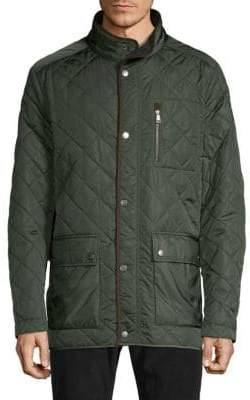 Paul & Shark Quilted Coat