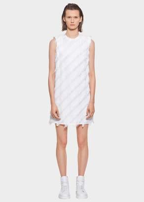 Versace Sleeveless Flapper Dress