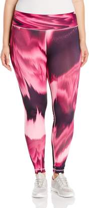 Champion Women's Plus Size Absolute Legging with Smoothtec Waistband