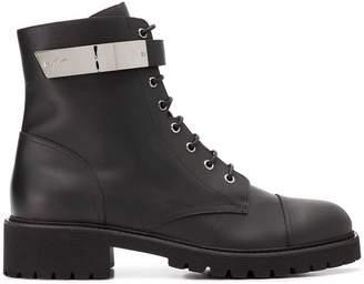 Giuseppe Zanotti Harvey boots