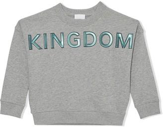 Burberry Kingdom sweatshirt