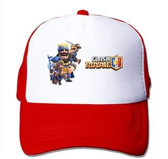 Christian Louboutin Pentry Unisex Clash Royale Trucker Hat,Mesh Hat